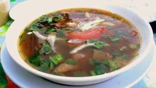 Sup Campur