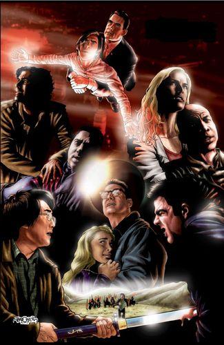 Heroes : Season Finale Montage