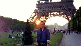 Fr Eiffel Sunset